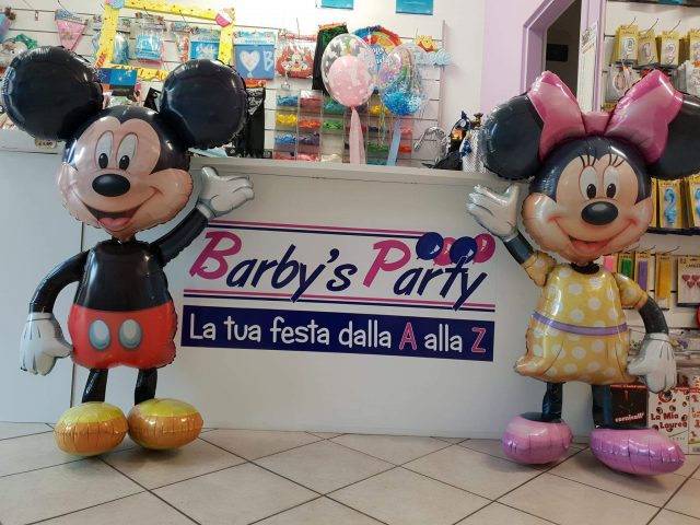 Barby's Party