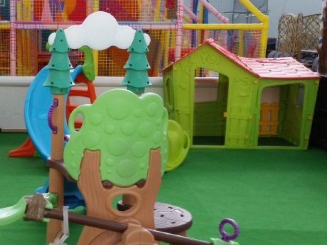Fantasylandia Parco Giochi gonfiabili