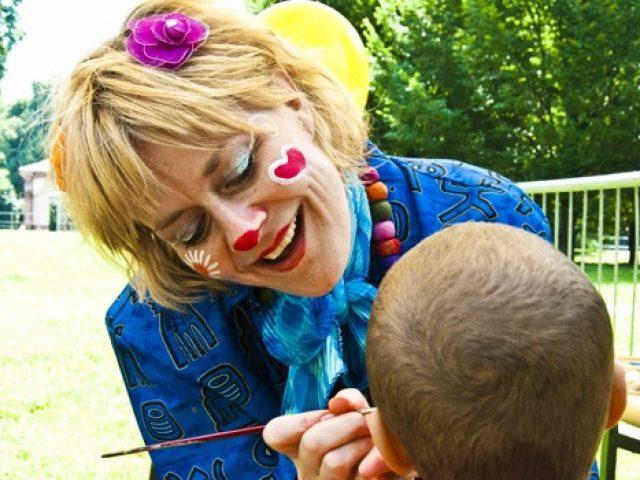 Clown Girasole