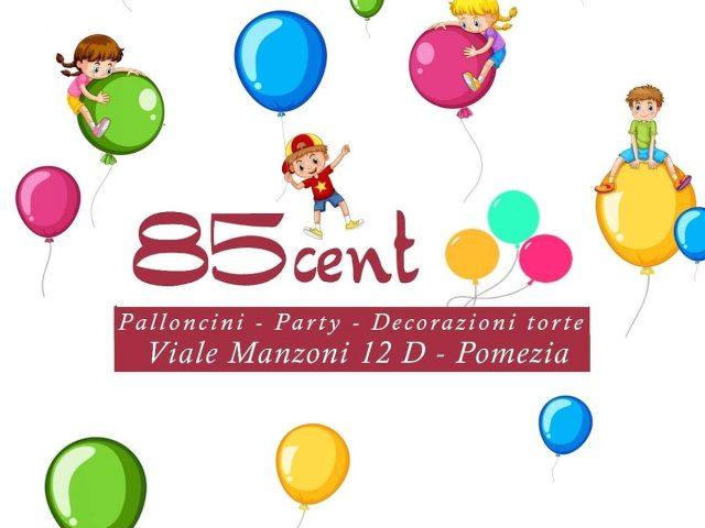 85cent  Palloncini Party Decorazioni torte