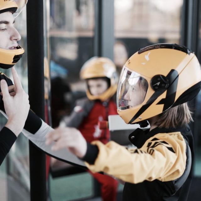 Aero gravity – volo simulato per i bambini