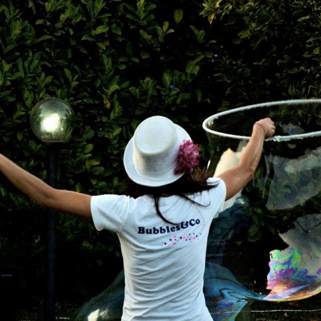 Bubbles and Co di Super Susy