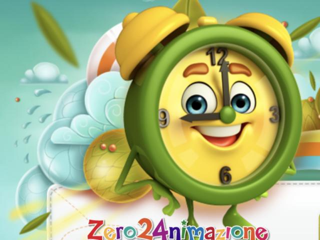 Zero 24 Animazione
