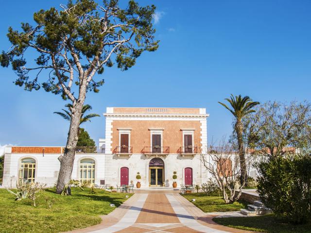 Villa degli Arcieri